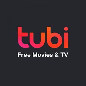 Tubi - Free Movies & TV Shows logo