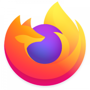 Firefox Browser: fast, private & safe web browser logo