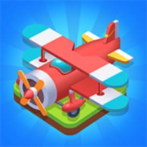 Merge Plane - Best Idle Game logo