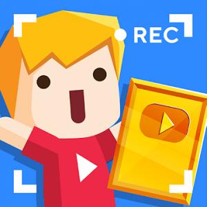 Vlogger Go Viral - Tuber Game logo