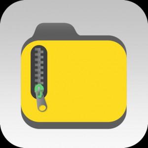 iZip - Zip Unzip Unrar Tool logo