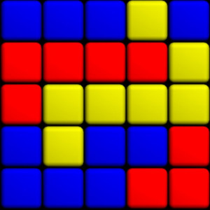 Cube Match - Collapse & Blast logo